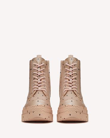 REDValentino 军装靴