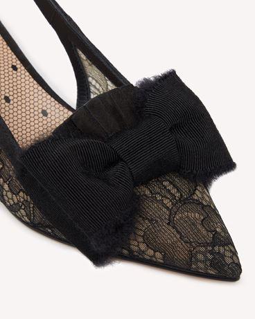REDValentino WINTER BOW 高跟鞋
