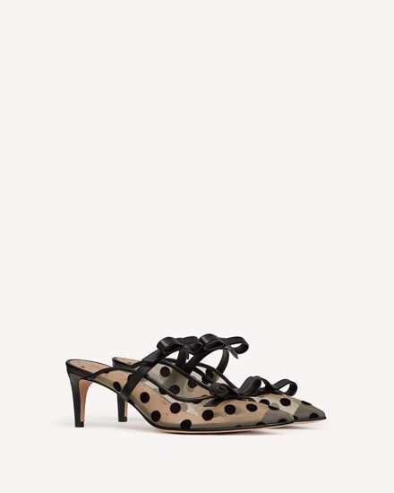 RED(V) 高跟鞋与芭蕾鞋 女士 WQ2S0F29JIQ N17 f