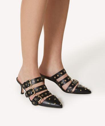 REDValentino ROCK POIS 穆勒鞋