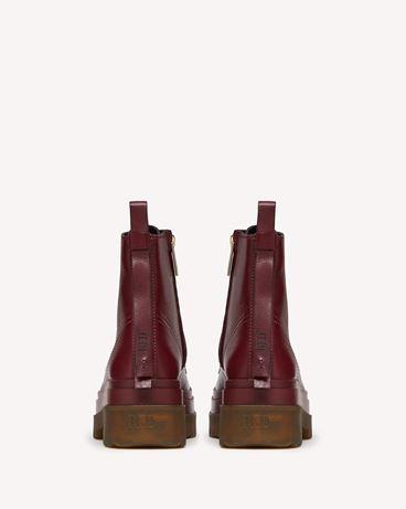 REDValentino LYE(RED) 军装靴