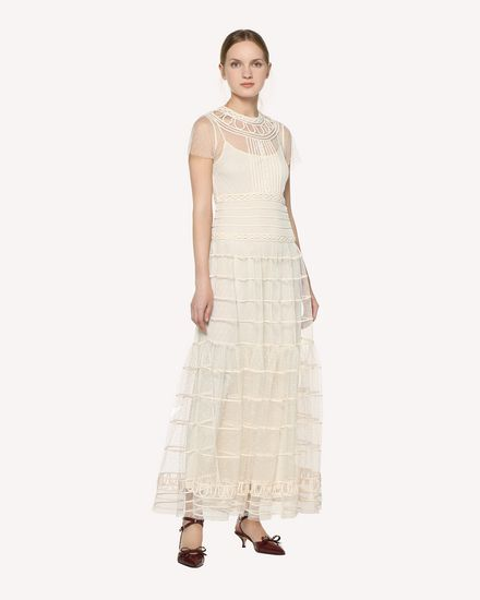 REDValentino 长款与中长款连衣裙 女士 PR3VAR9A3QD A03 d