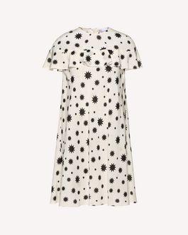 REDValentino Printed Dresses_NONUSARE 女士 RR3VAB15XKP 031 a