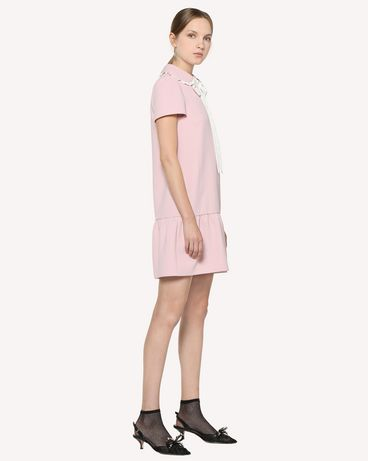 REDValentino RR3VA6C5DIP GD8 短款连衣裙 女士 d