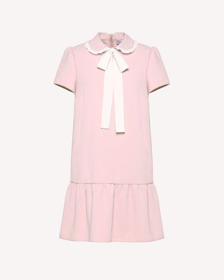 REDValentino 短款连衣裙 女士 RR3VA6C5DIP GD8 a