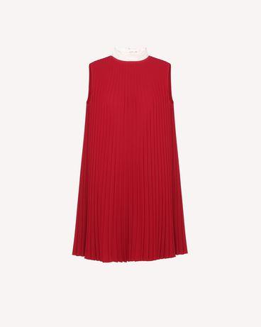 REDValentino RR3VAA70DIP FW4 短款连衣裙 女士 a