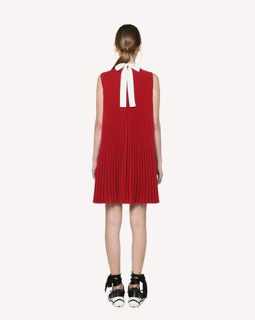 REDValentino RR3VAA70DIP FW4 短款连衣裙 女士 r