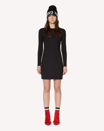 REDValentino SR3VAH300VM 0NO 短款连衣裙 女士 f