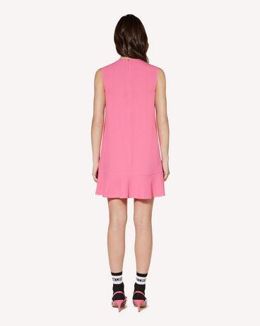 REDValentino SR3VAG050F1 KE8 短款连衣裙 女士 r