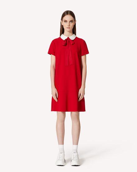 REDValentino 短款连衣裙 女士 SR3VAF054AY FW4 f