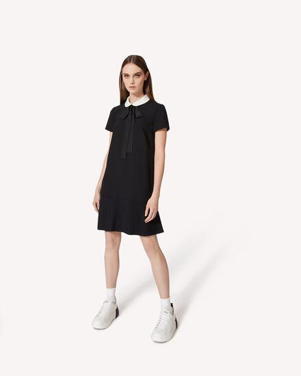 REDValentino 短款连衣裙 女士 SR3VAF054AY 0MG d
