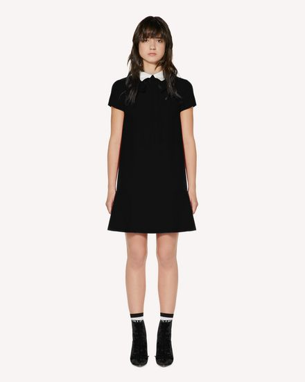 REDValentino 短款连衣裙 女士 SR3VAF054AY 0MG f