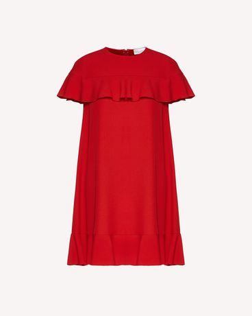 REDValentino SR3VAF150F1 D05 短款连衣裙 女士 a