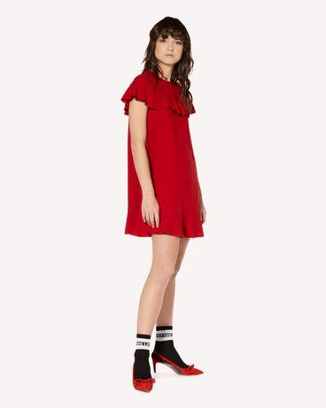 REDValentino SR3VAF150F1 D05 短款连衣裙 女士 d