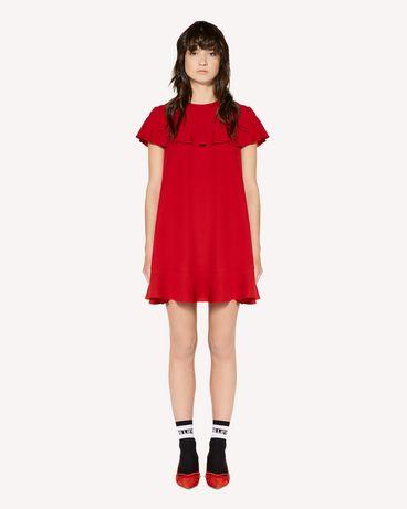 REDValentino SR3VAF150F1 D05 短款连衣裙 女士 f