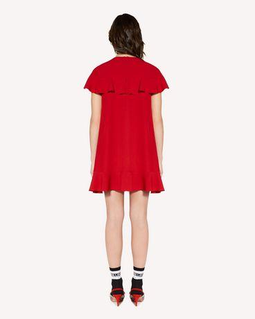 REDValentino SR3VAF150F1 D05 短款连衣裙 女士 r