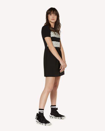 REDValentino SR3MJ01Y4E3 0MG 短款连衣裙 女士 d