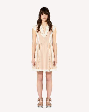 REDValentino SR3VAJ754PW 377 短款连衣裙 女士 f