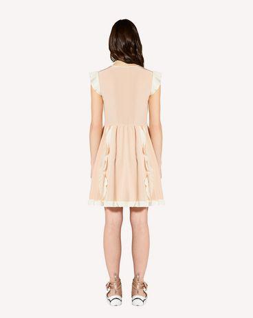REDValentino SR3VAJ754PW 377 短款连衣裙 女士 r