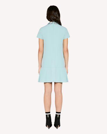 REDValentino SR3VAH020F1 GE5 短款连衣裙 女士 r