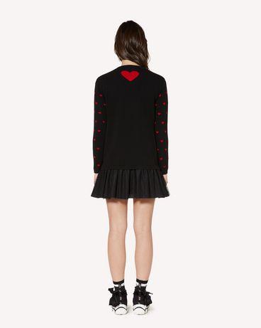 REDValentino SR3KDA574F5 0NO 短款连衣裙 女士 r