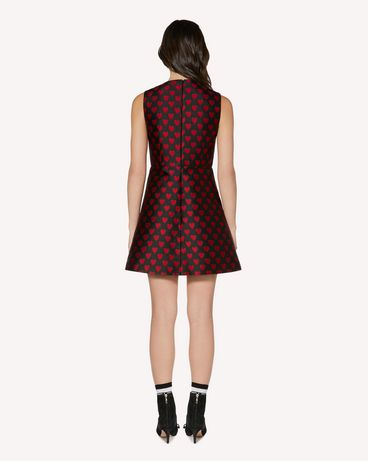 REDValentino SR3VA2U649Q 0NO 短款连衣裙 女士 r