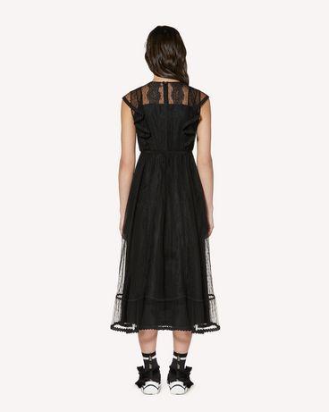 REDValentino SR3VAF551GK 0NO 长款与中长款连衣裙 女士 r