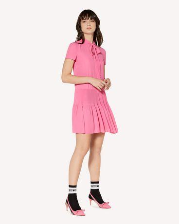 REDValentino SR3VAH0549G KE8 短款连衣裙 女士 d
