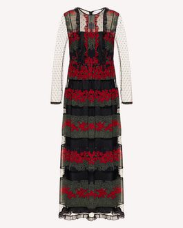 REDValentino 长款与中长款连衣裙 女士 SR3VAF6549G 0NO a