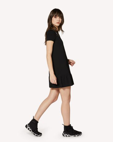 REDValentino SR0KDB004MH 0NO 短款连衣裙 女士 d