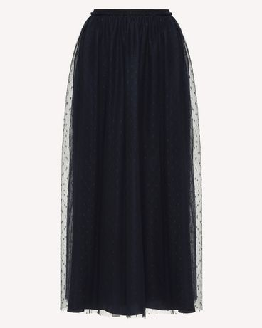 REDValentino RR3RA3801GK B01 长款与中长款半裙 女士 a