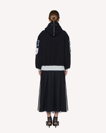 REDValentino RR3RA3801GK B01 长款与中长款半裙 女士 r