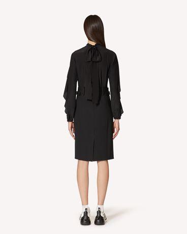 REDValentino SR3RAB60WBP 0NO 长款与中长款半裙 女士 r