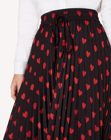 REDValentino SR3RAB8549N 0NO 长款与中长款半裙 女士 e