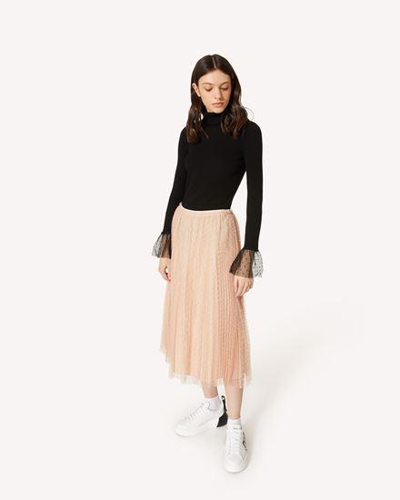REDValentino 长款与中长款半裙 女士 SR3RAC20428 N17 d