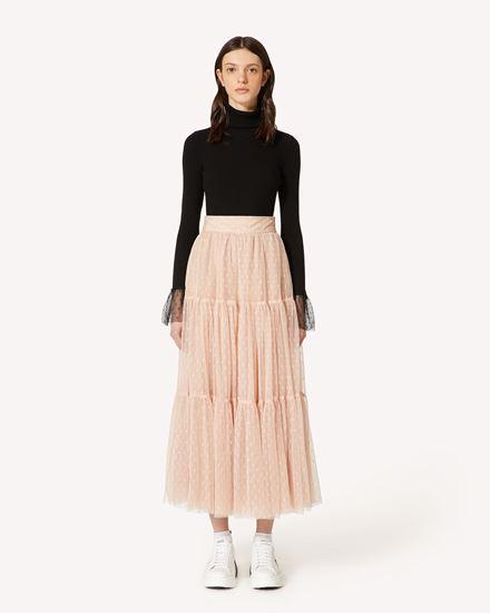 REDValentino 长款与中长款半裙 女士 SR3RAC20428 N17 f