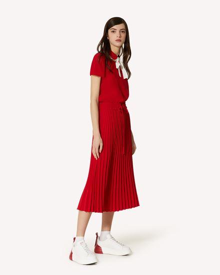 REDValentino 长款与中长款半裙 女士 SR0RAB852QL L58 d