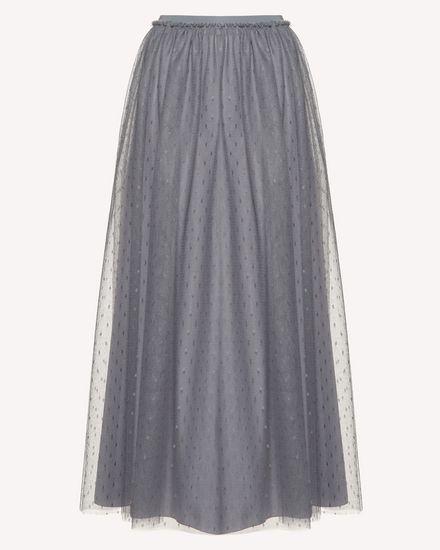 REDValentino 长款与中长款半裙 女士 SR0RA3801GK 080 a