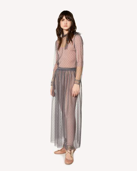 REDValentino 长款与中长款半裙 女士 SR0RA3801GK 080 d