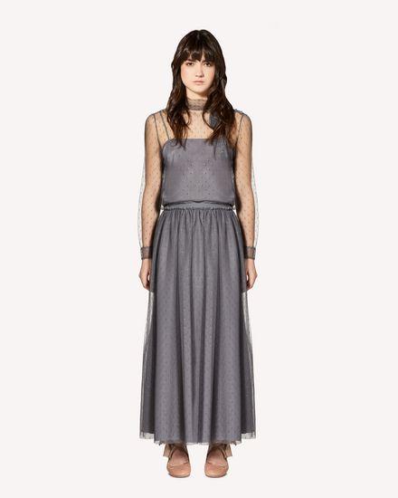 REDValentino 长款与中长款半裙 女士 SR0RA3801GK 080 f