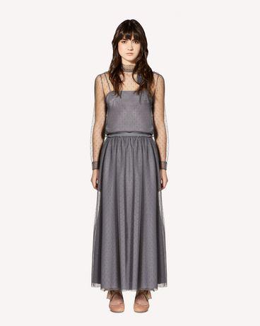 REDValentino SR0RA3801GK 080 长款与中长款半裙 女士 f