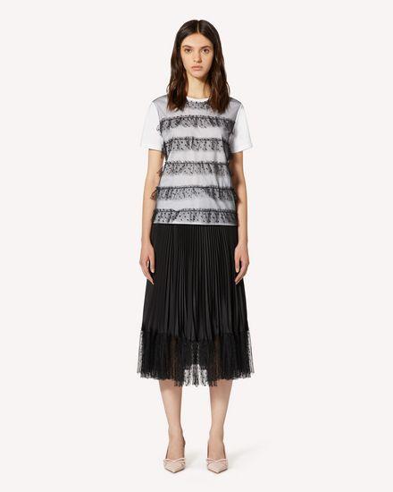 REDValentino 长款与中长款半裙 女士 TR3RAD304S9 0NO f