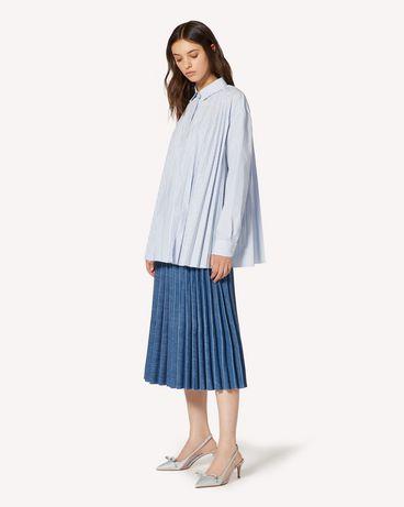 REDValentino TR3DD01S4U0 568 长款与中长款半裙 女士 d