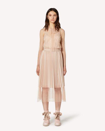 REDValentino 长款与中长款半裙 女士 TR3MD00V4Y1 377 f