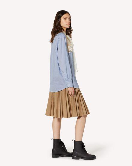 REDValentino 长款与中长款半裙 女士 TR3RAD054R6 CL4 d