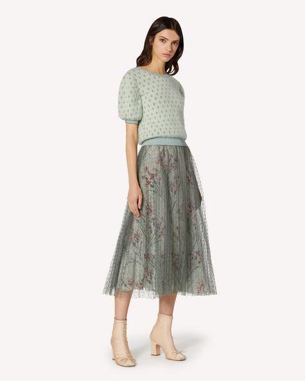 REDValentino 长款与中长款半裙 女士 TR3RAC21428 905 d