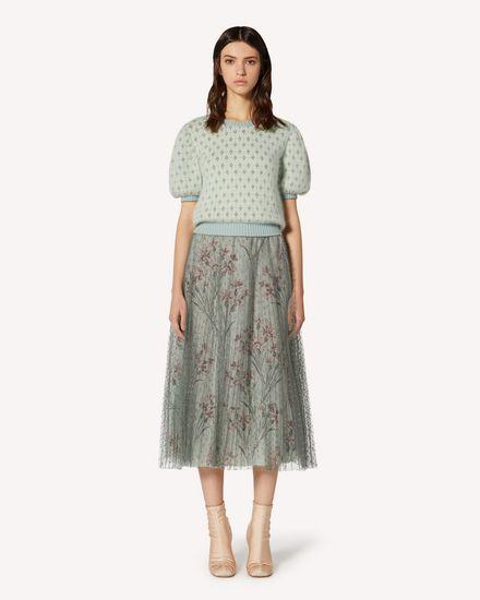 REDValentino 长款与中长款半裙 女士 TR3RAC21428 905 f