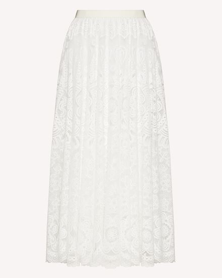 REDValentino 长款与中长款半裙 女士 TR0RAD4050F 031 a