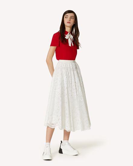 REDValentino 长款与中长款半裙 女士 TR0RAD4050F 031 d