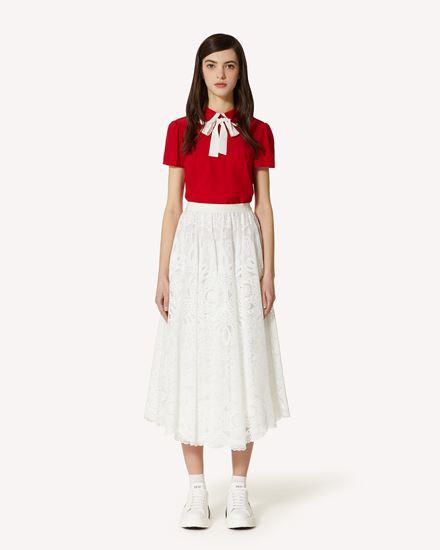 REDValentino 长款与中长款半裙 女士 TR0RAD4050F 031 f